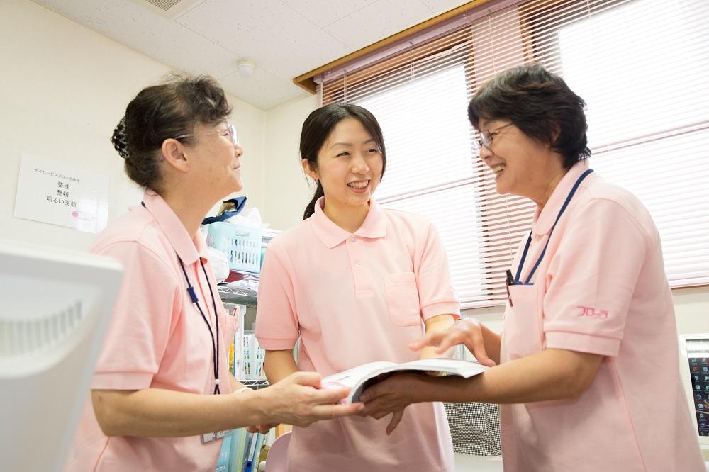 【仙台市太白区】正社員*即日勤務可*アットホームなグループホームでの介護職員 イメージ