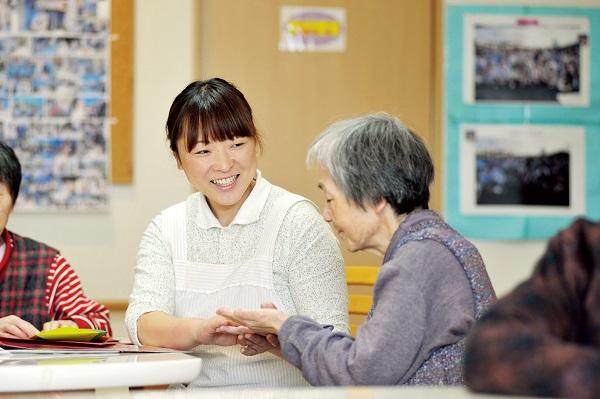 【仙台市太白区】小規模多機能型居宅介護事業所での介護スタッフ*未経験OK*正社員 イメージ