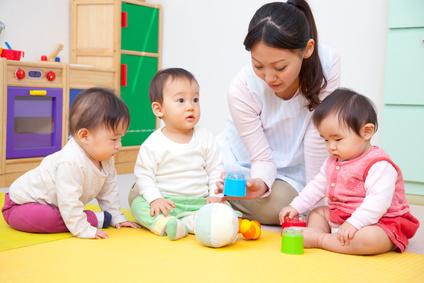 【練馬区北町】30名規模の認可保育園☆0歳~2歳の乳児をお預かり♪経験が浅い方でも安心してお仕事できます! イメージ