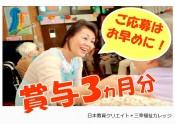 賞与3ヵ月分(年配版:ご応募はお早めに!)