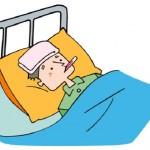 『インフルエンザが流行しています。介護職員はしっかりと感染予防を!』 イメージ