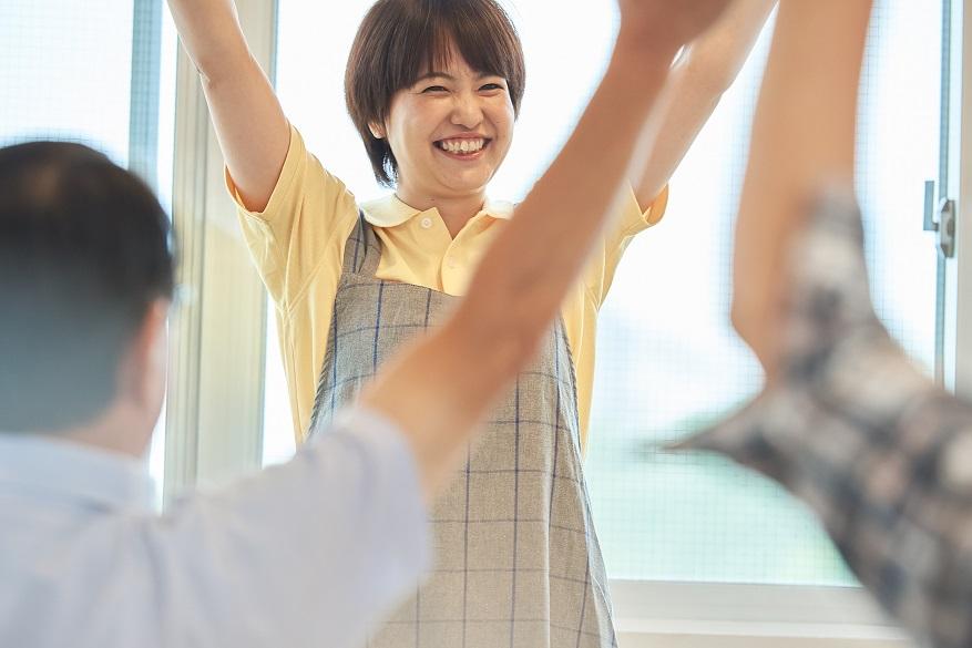 老人ホームの種類・特徴【デイサービス・サ高住編】 イメージ