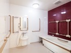 個室浴室もあります★