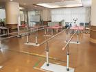 設備の整った機能訓練室です(*'▽')