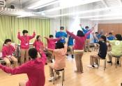 福祉 高齢者向け創作ダンス
