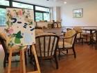 入居者様と交流できるカフェもあり!