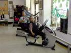 下肢筋力強化及び、有酸素運動
